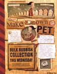 Shaun Tan-Make Your Own Pet Illustration