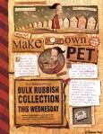 Shaun Tan-Make Your Own Pet Illustration