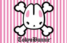Tokyo Bunnie Banner